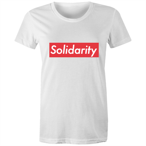 Solidarity Women's T-Shirt