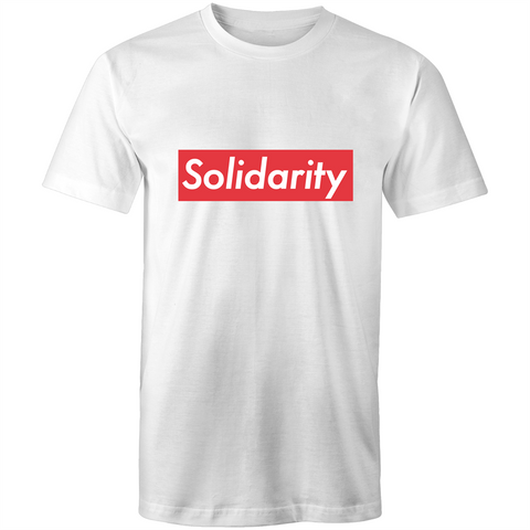 Solidarity Mens T-Shirt