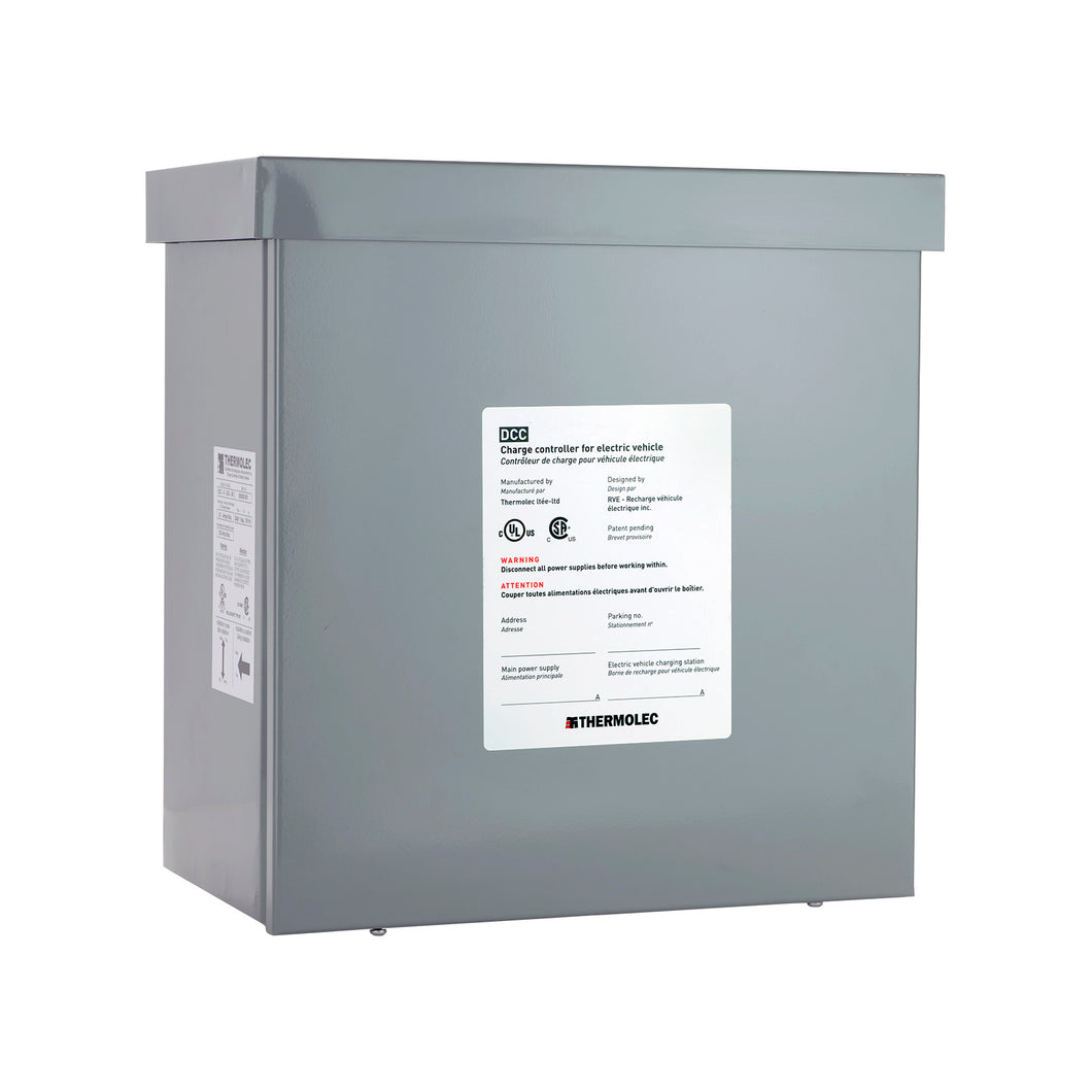 DCC-10-60A-3R | EV Energy Management System | 40/208V, Max 200A, 60A Breaker included, NEMA 3R Enclosure