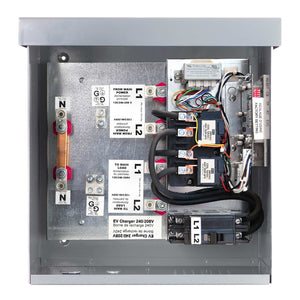 DCC-9-40A-3R | EV Energy Management System | Splitter Box 120/240-208V, Max 125A, 40A Breaker included, NEMA 3R Enclosure