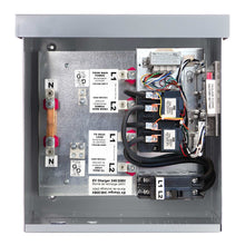 Load image into Gallery viewer, DCC-9-30A-3R | EV Energy Management System | Splitter Box 120/240-208V, Max 125A, 30A Breaker included, NEMA 3R Enclosure