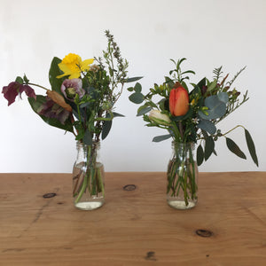 Bottle Posy