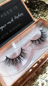 Jordan - Light Glam Lash