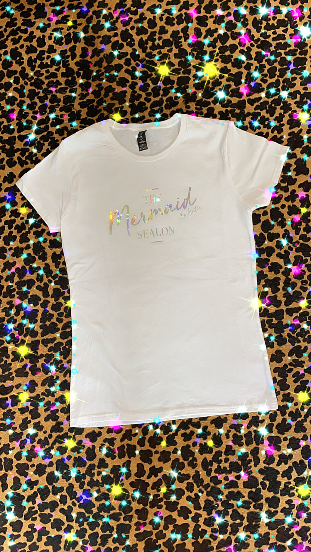 SEAlon IRIDESCENT T-shirt
