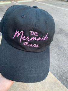 The Mermaid SEAlon ball cap * Color Changing Thread*