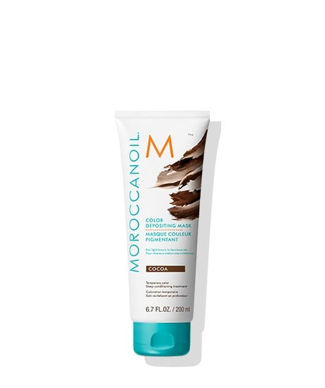 Moroccanoil Cocoa Color Depositing Mask