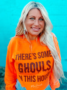 """There's Some Ghouls"" Sweater"