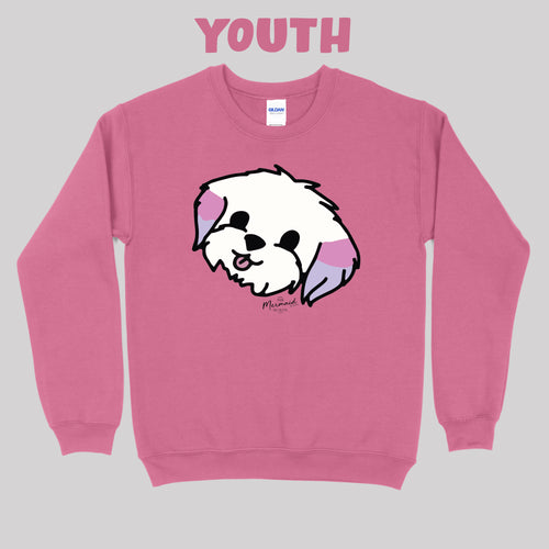 """Youth"" scuttle sweater"