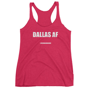 DALLAS AF - Women's tank top