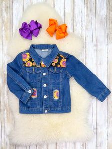 Sunflower Denim Jacket