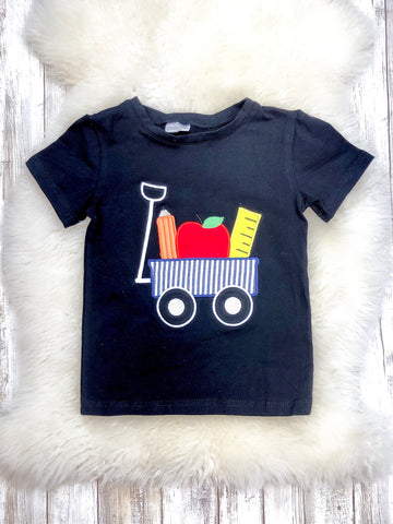 Back To School Wagon T-Shirt