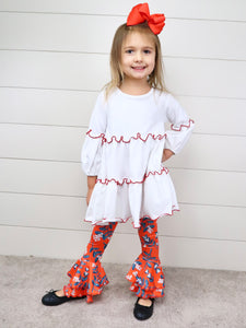 Christmas Berry Swing Outfit