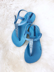 Girls Shimmer Sandals- 2 Colors