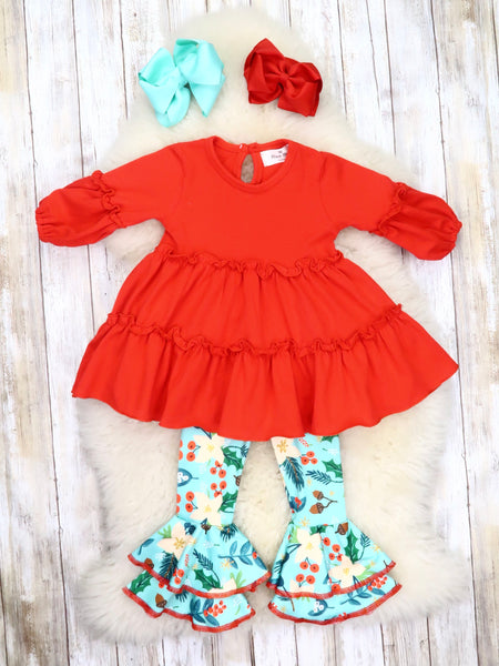 Christmas Joy Swing Outfit