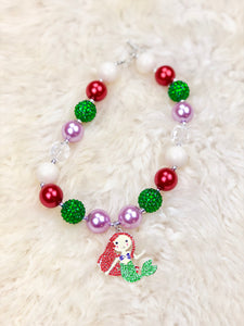 Mermaid Bubblegum Necklace