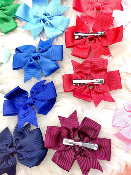 3 Inch Bow Bundle - 40 Piece Bows