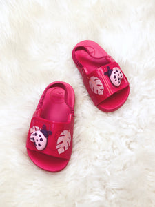 Ladybug Baby Sandals- 3 Colors