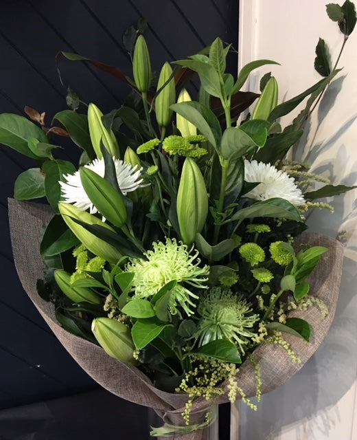 Sympathy Bouquet - Flowers of Phillip Island