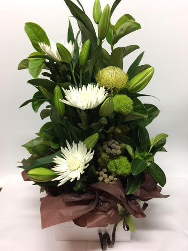 Boxed Arrangement - Flowers of Phillip Island