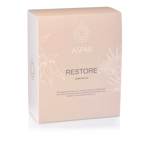 Aspar  Restore Package