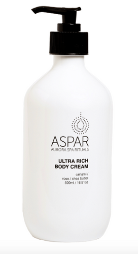 Aspar Ultra  Body Cream - Flowers of Phillip Island