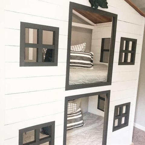 The Bunk Bed House