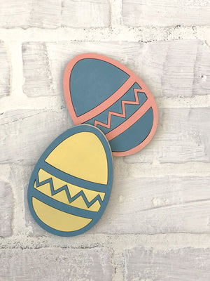 Large Easter Eggs DIY