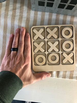 Tic Tac Toe | Valentine's Day Gift