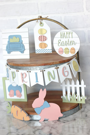 Easter Tier Tray DIY Kit