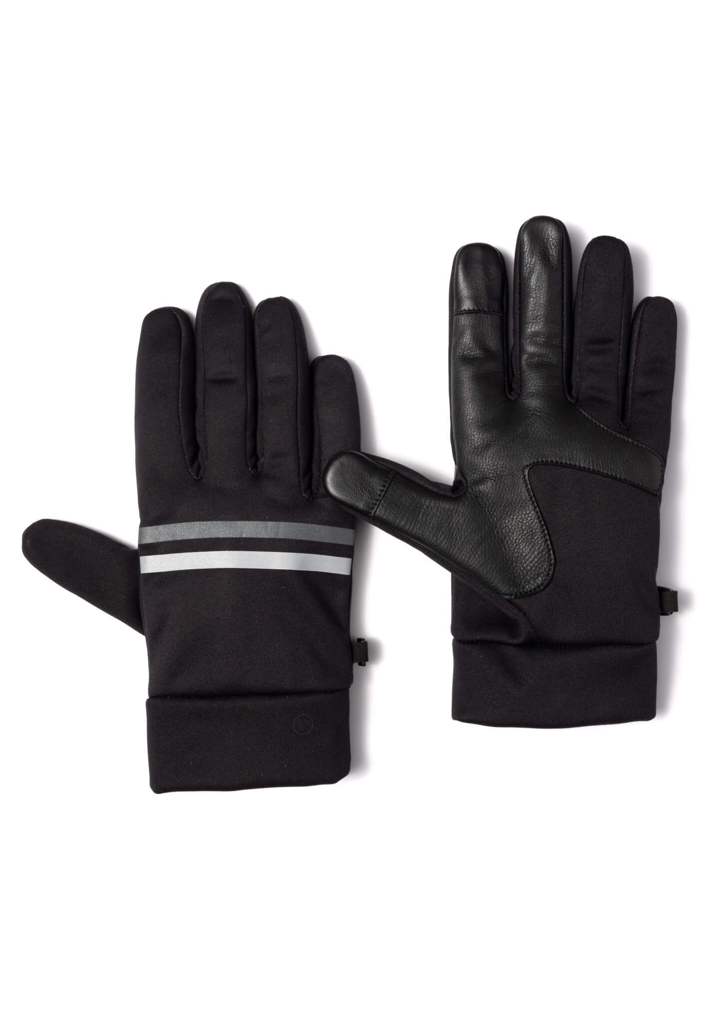 Greigor Reflective Stripe E-touch Glove
