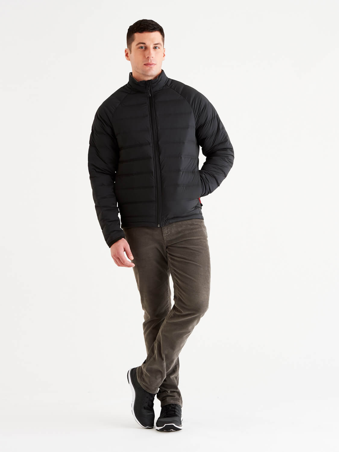 Helio Stretch ThermoPlume® Jacket