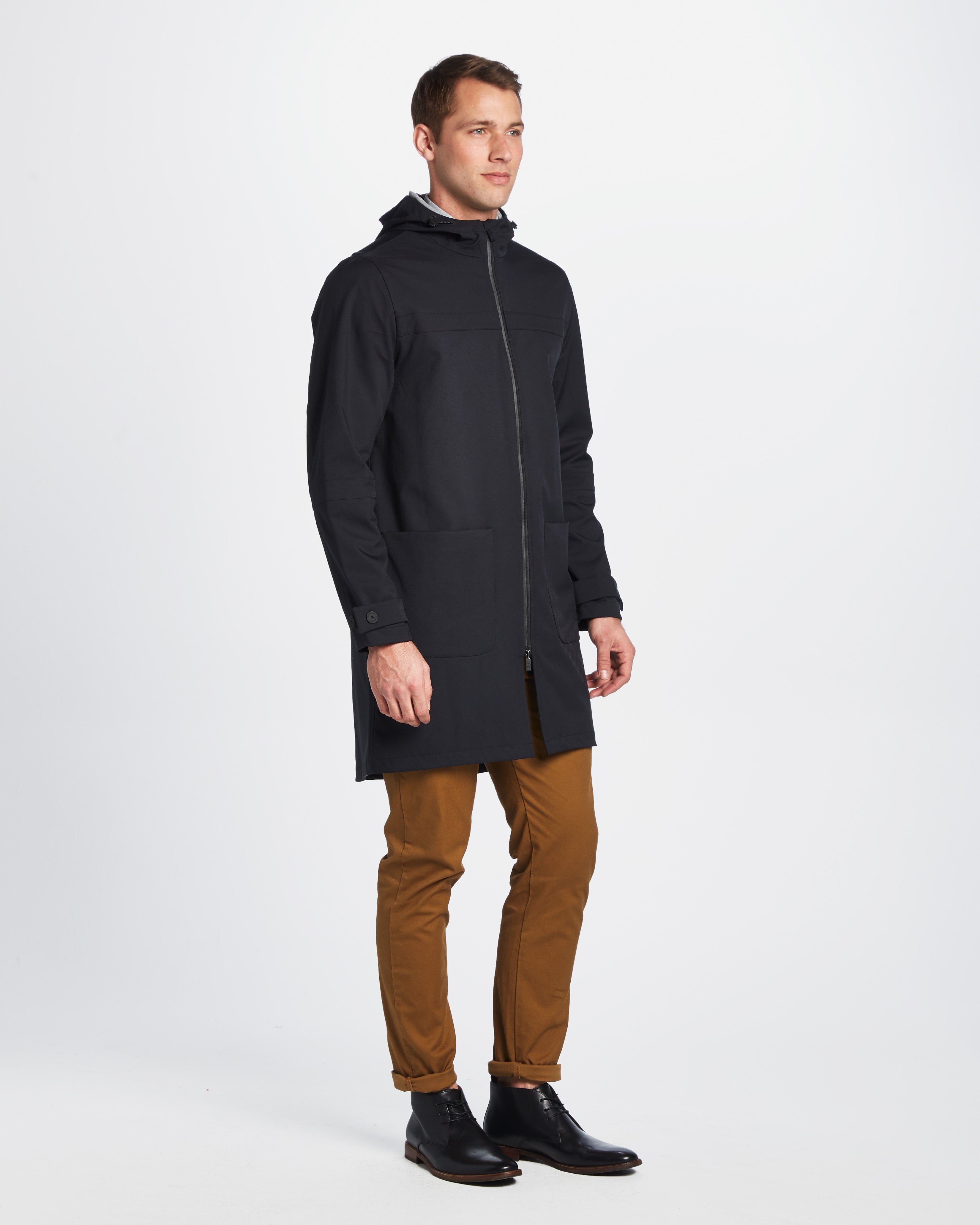 Maxwell Long Parka