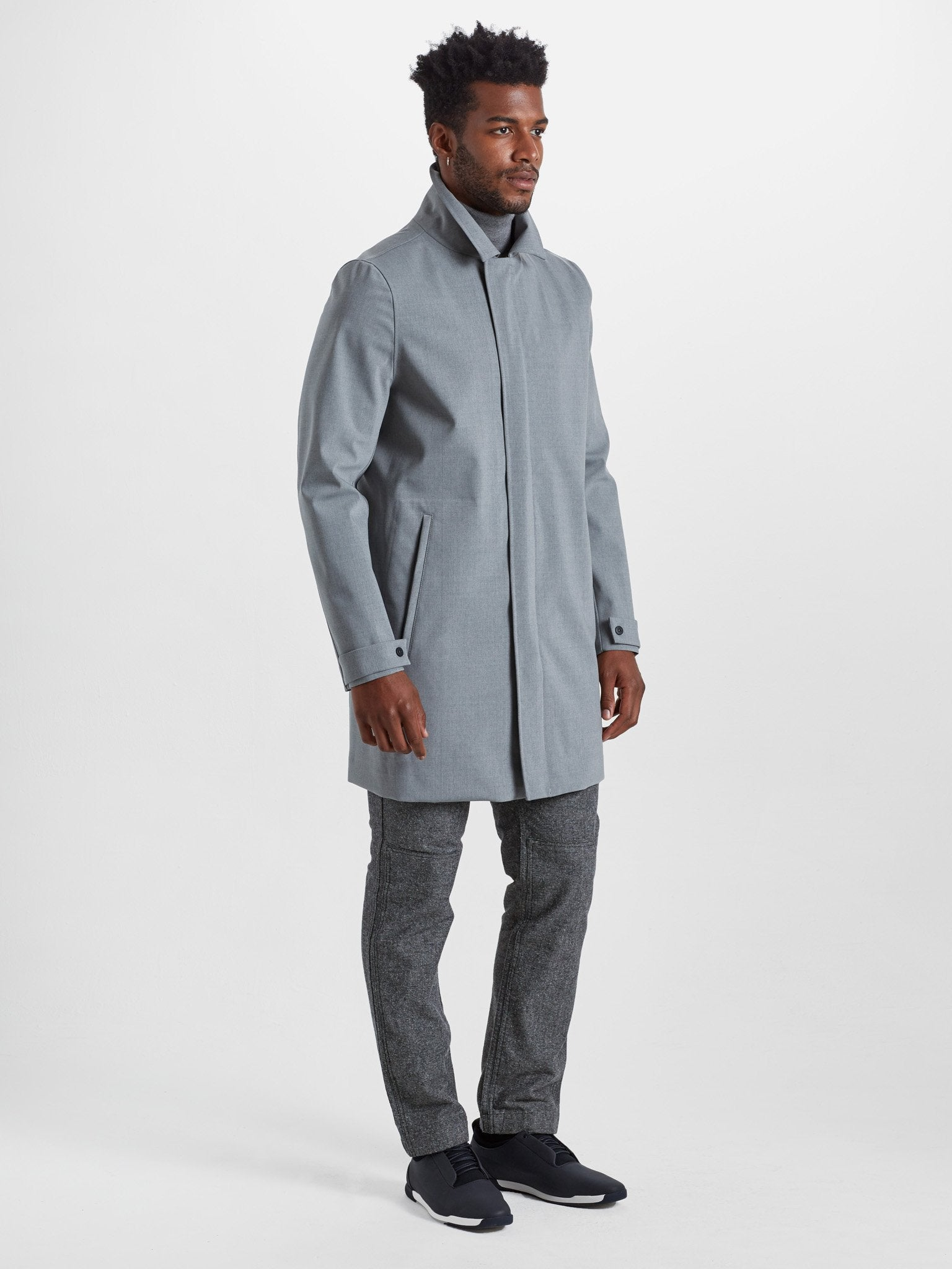 York 3-in-1 City Coat