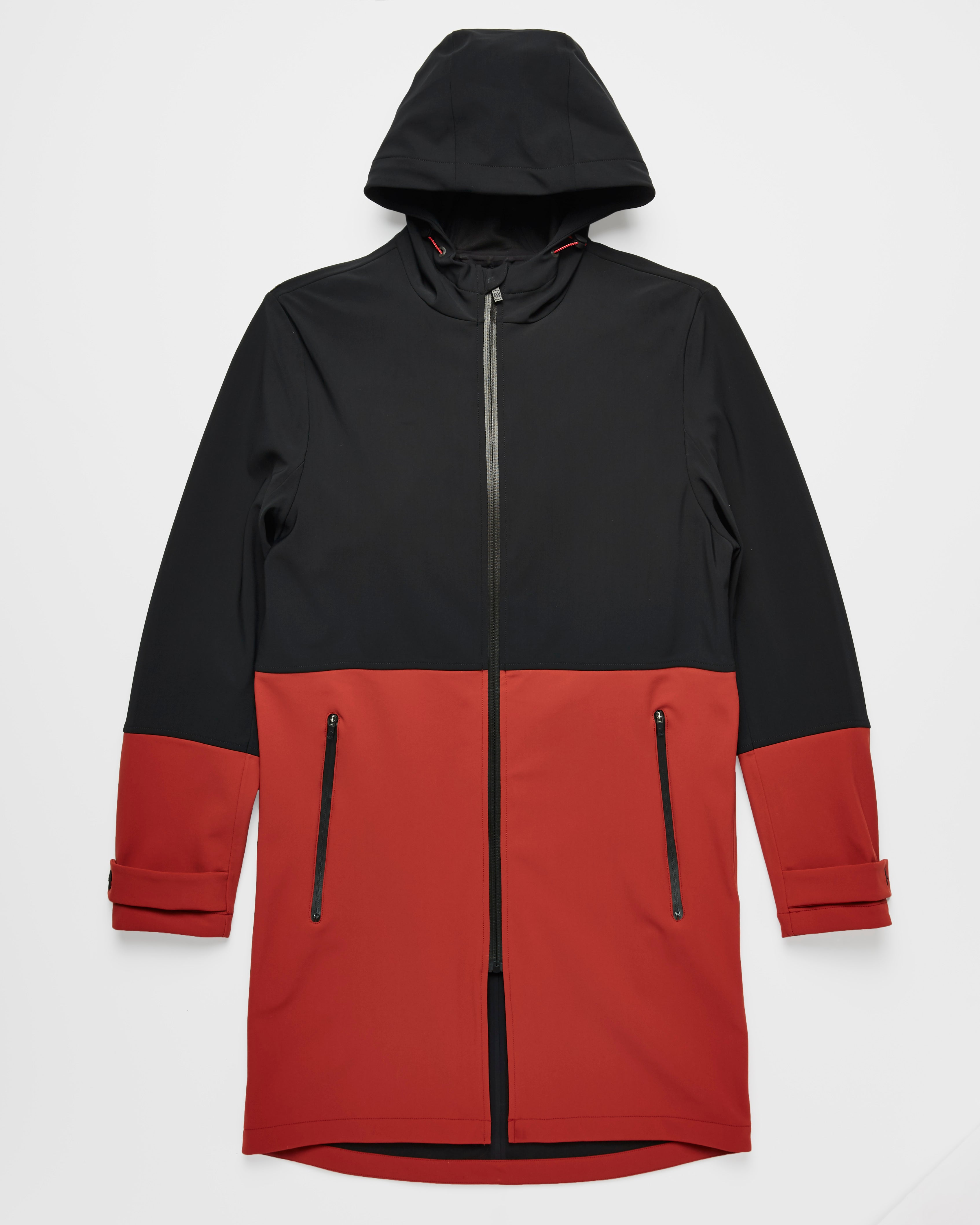 Rodger Stretch Parka