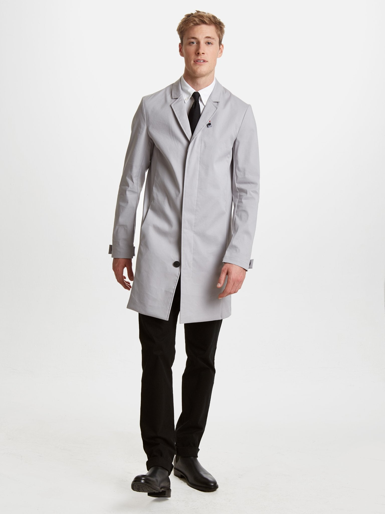 Broadway Waterproof Overcoat