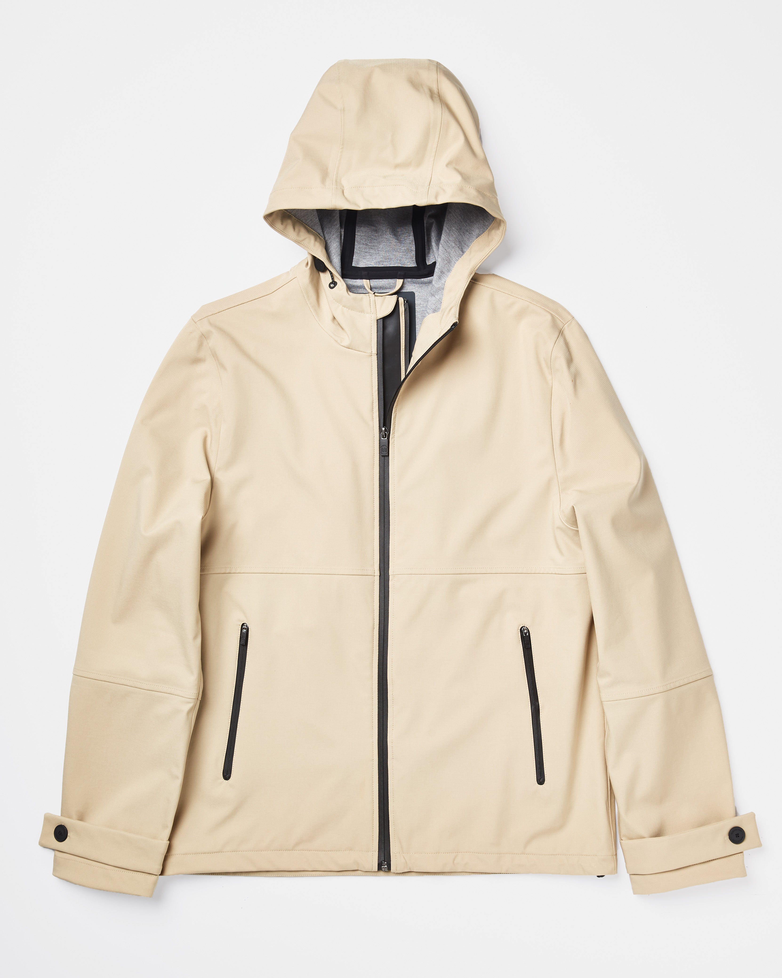 Quinn Hooded Jacket