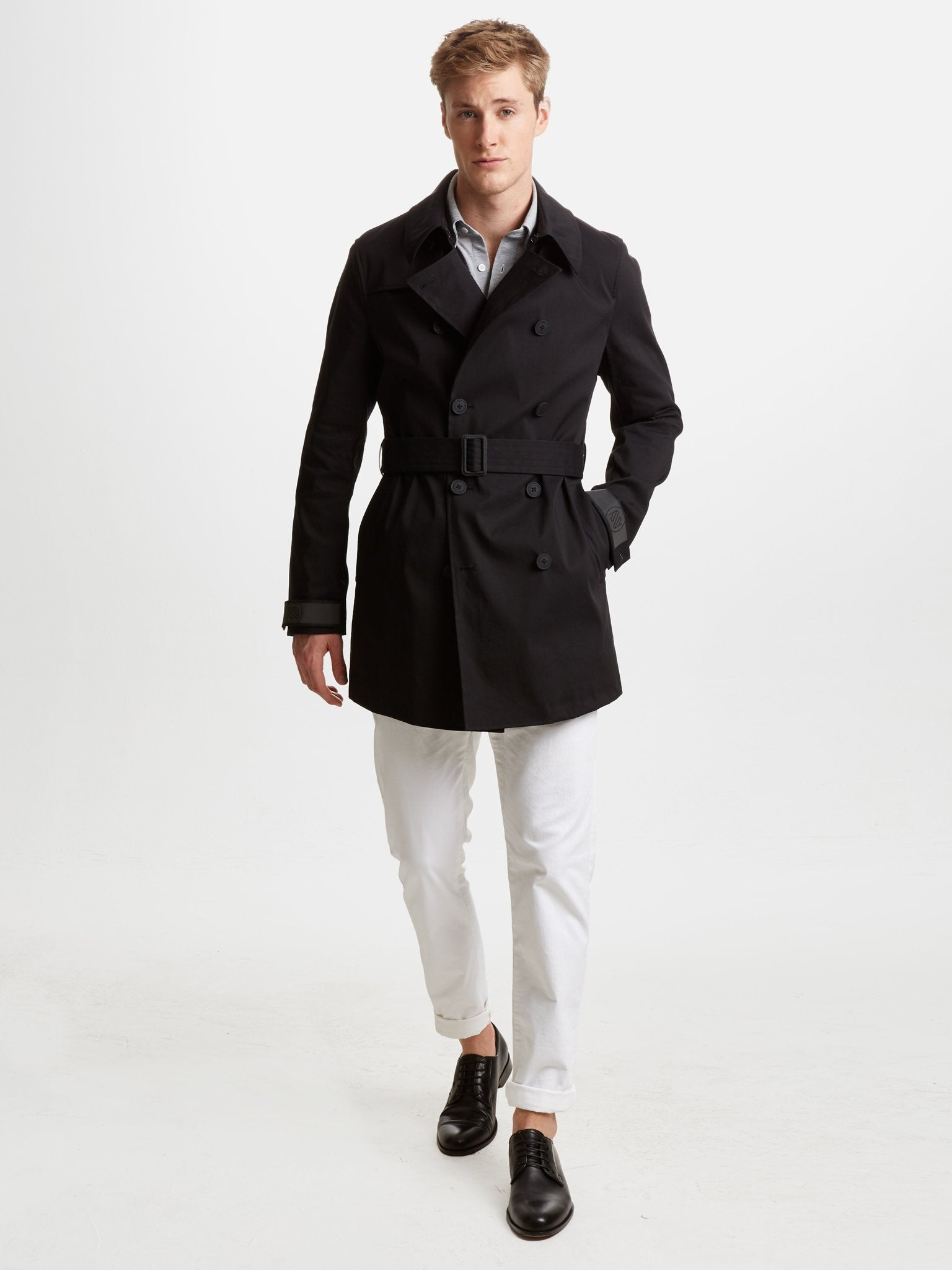 Howard Waterproof Stretch Trench