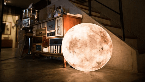 Huge Moon Lamp for Sale