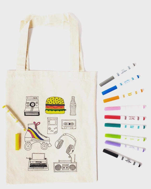 Colour-Me-In Bags