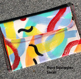 BG Designs Painted Clutch