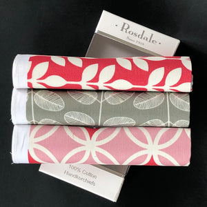Fun Pattern Ladies Handkerchiefs