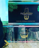 Unbreakable Stemless Champagne Flutes