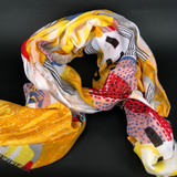 Colourful Medium-weight Scarves