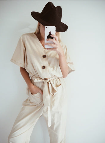 BRIAR ROSE JUMPSUIT