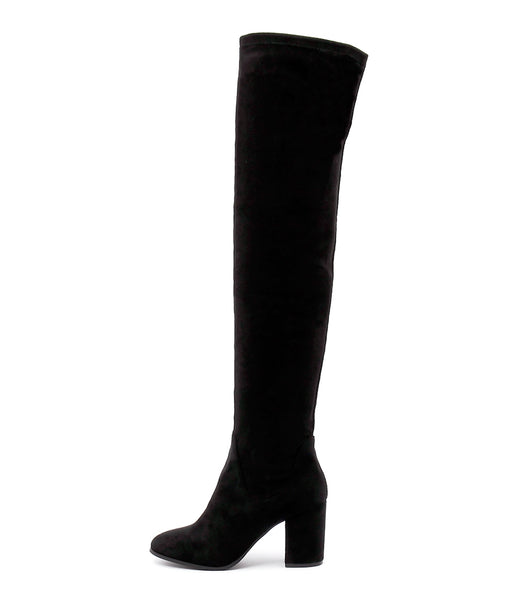 HANOVER BOOTS - BLACK