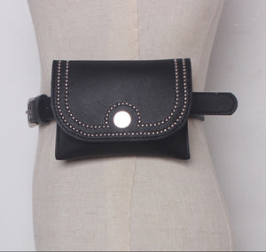 LUCIA BELT BAGS STUDDED