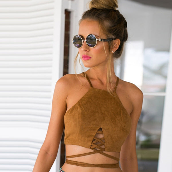 MINKA CROP TOP