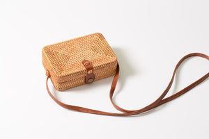 CATALINA RATTAN BAG