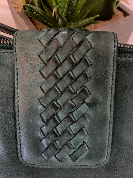 LOUISIANA LEATHER BAG