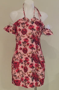 EMPIRE BLOOM DRESS
